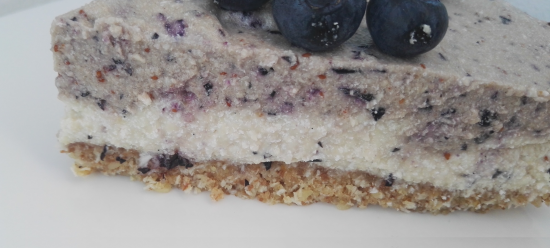 blueberry layers